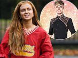 Strictly's HRVY reveals he 'LOVES' co-star Maisie Smith.after the pair exchanged flirty messages