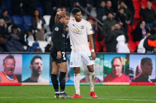 Kylian Mbappe reveals what Paul Pogba told him about 'special' Marcus Rashford