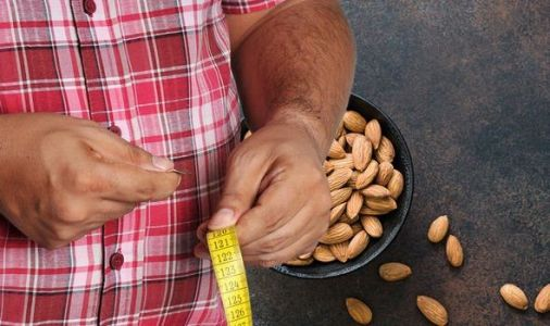 How to get rid of visceral fat: Eating almonds can reduce the belly fat says study