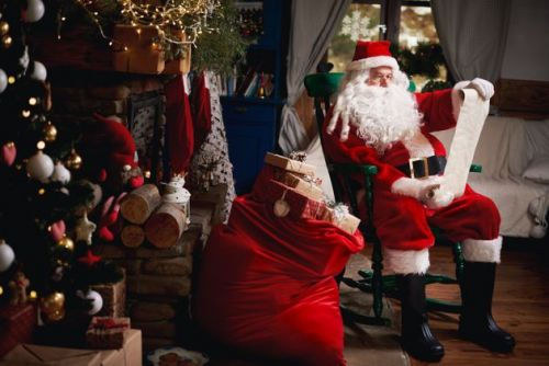 It's Beginning To Look Like Christmas: The New Rules On Everything From Carolling To Santa's Grottos