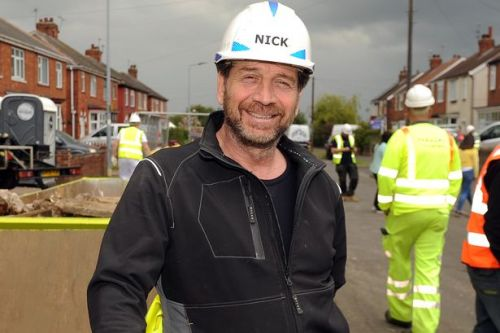 Nick Knowles once 'tried to buy I'm A Celebrity's Gwrych Castle for just £5'