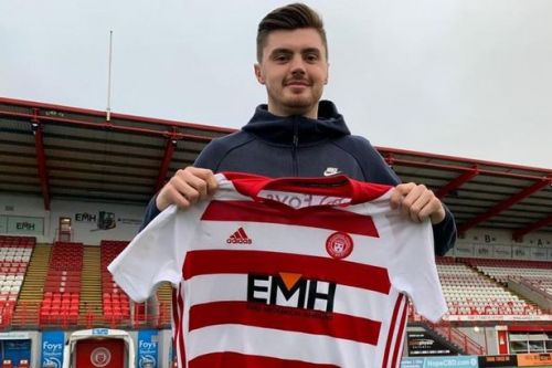 Hamilton Accies beat English clubs to snap up defender Sam Woods on loan from Crystal Palace