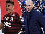 Real Madrid's magnificent seven: Reinier Jesus joins next generation of superstars at the Bernabeu