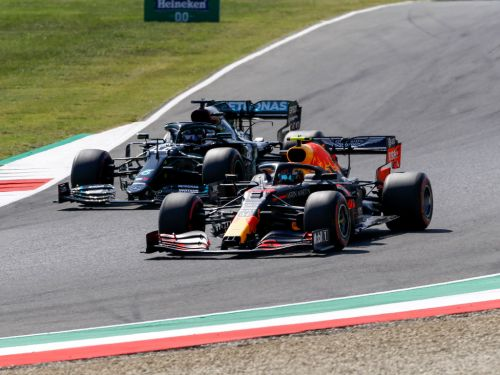 Max: New engines scuppered Mercedes-style run for RB