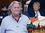 Capitol Hill riot investigation committee releases contempt report on Trump ally Steve Bannon