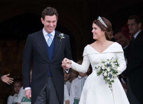 When did Princess Eugenie get married as she announces pregnancy news?