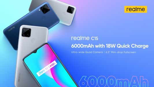 Realme C15 spotted on support page; could be launched in India soon