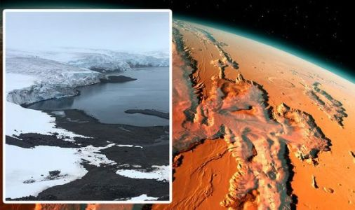 Antarctica 'isolation' project will 'develop capabilities' for humans to colonise Mars