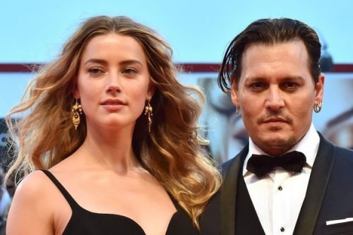 Depp trial shown pic of poo in the bed that star says led to Amber Heard divorce