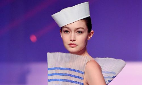 Gigi Hadid joins Jean Paul Gaultier as he bids farewell to fashion with final Paris Couture show