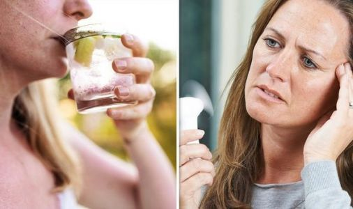 Menopause treatments: Two drinks to avoid or risk severe symptoms - doctor's warning