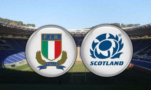 Italy vs Scotland LIVE: Six Nations updates as two teams seek first win of tournament
