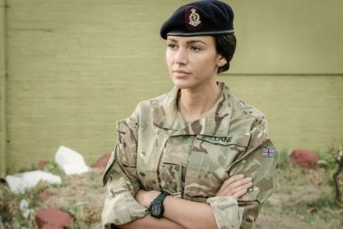 Our Girl filming locations including the city used as a stand-in for Manchester