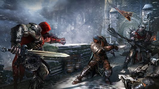 Grab Lords of the Fallen, Sniper Ghost Warrior: Contracts cheap in Humble's new Bundle
