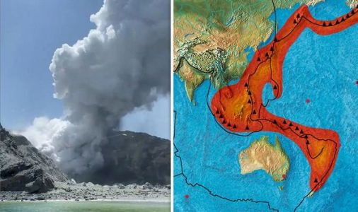 New Zealand volcano erupts: Is eruption related to dreaded 'Ring of Fire' activity?