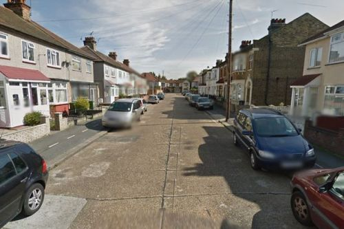 Chadwell Heath death: Woman dies after being found on fire in back garden