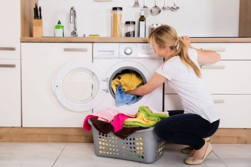 Mum claims simple cleaning hack prolongs washing machine life