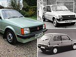 The Metro, Panda and Astra are now 40-year-old classics