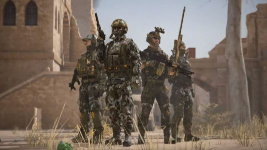 """Wargaming's shooter Caliber follows """"the same business model as World of Tanks"""""""