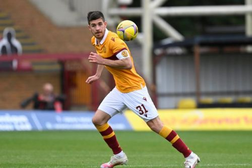 Dundee United 'target' Motherwell skipper Declan Gallagher