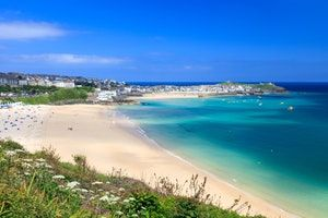 The top 5 most beautiful beaches in Cornwall