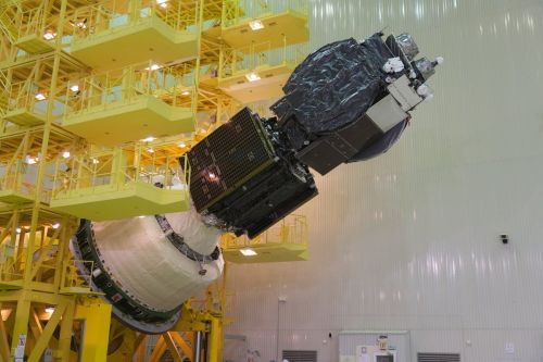 Satellite industry's first robotic servicing mission ready for launch