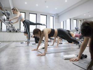 I did the 8-week DEFINE Barre challenge - here's how it transformed my body