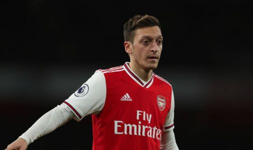 China's state TV 'will no longer show Arsenal match after Mesut Ozil remarks'