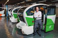 The man leading the self-driving technology charge