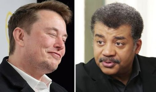 Elon Musk: DeGrasse Tyson's 'sceptical' claim over 'five-minute' Mars meeting revealed