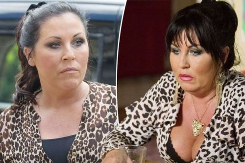 Eastenders star Jessie Wallace gets final strike warning after drinking on-set