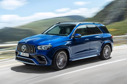 New Mercedes-AMG GLE 63 S arrives to take on BMW X5 M