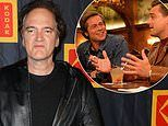 Quentin Tarantino hints he might be working on a Once Upon A Time In Hollywoodnovelization