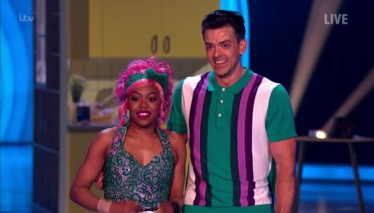 Dancing On Ice 2021: Lady Leshurr becomes first celebrity of series to achieve perfect score of 40