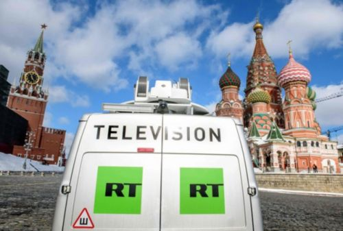 Ofcom Announces Three New RT Investigations As Kremlin-Backed TV Channel Now Subject To 11 Probes