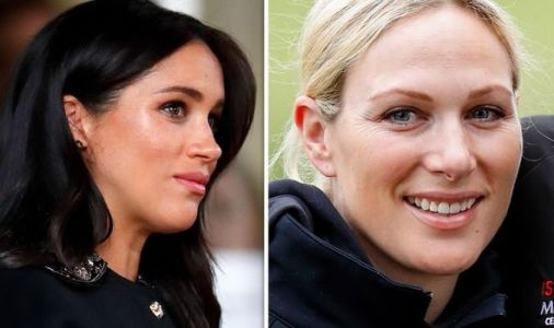 Zara Tindall paved the way for Meghan Markle to speak out about pregnancy loss