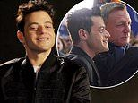 Rami Malek shared kiss with Daniel Craig on set of Bond after coming up with good idea for the film