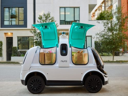 A cofounder of the Softbank-funded self-driving startup Nuro reveals his plan to make money off delivery robots without charging fees