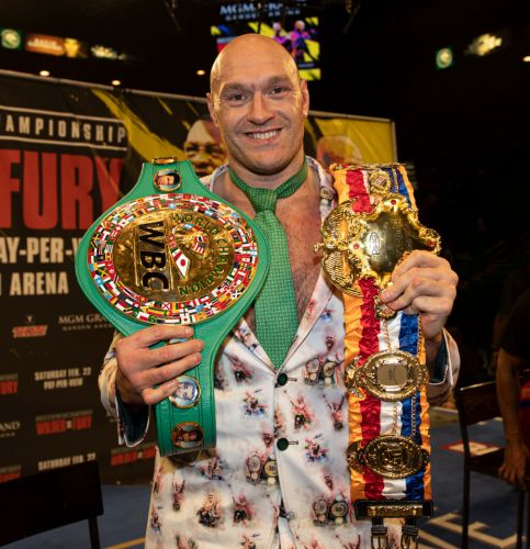 Tyson Fury's next fight: Will Joshua or Wilder 3 be next for Gypsy King - and could he be forced to fight Dillian Whyte?