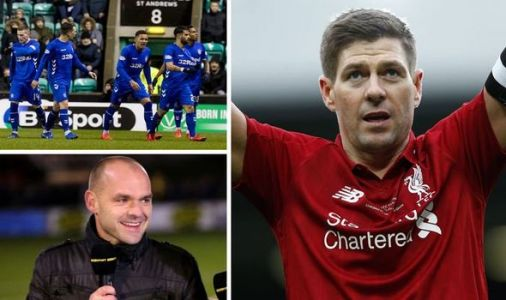 Steven Gerrard 'would walk into that Rangers team and boss it against Celtic' - Murphy