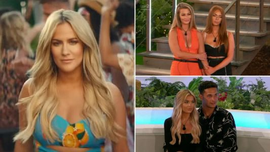 Love Island axed from tonight's schedule again in wake of Caroline Flack's death