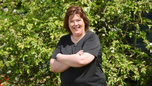 Me and my health: Paula McIntyre on her lifestyle