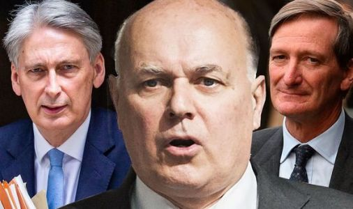 Remainers want to 'break Brexit whatever the cost' - IDS furious at Hammond and Grieve