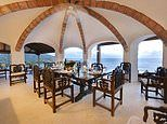 Boris and Carrie's £20k-a-week New Year villa: Inside the luxury Caribbean mansion