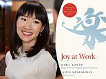 Marie Kondo reveals her simple tips for being productive while working from home