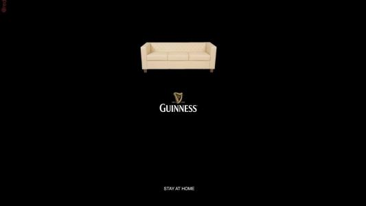 Clever concept Guinness ad we don't want to love