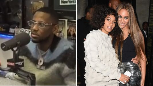 Beyonce called out Fabolous for comparing her to Solange and it sounds brutal