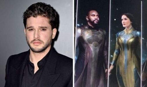 Game of Thrones' Kit Harington shares worrying update on new Marvel project 'God knows!'