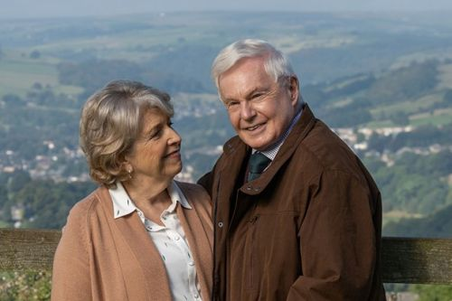 """Last Tango in Halifax's Anne Reid says we should be """"worried"""" for Celia and Alan's marriage"""