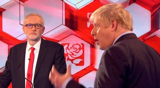 TV showdown: Corbyn urges PM to 'show degree of honesty' on what Brexit deal means for Northern Ireland